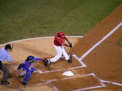 figgins baseball leg.JPG