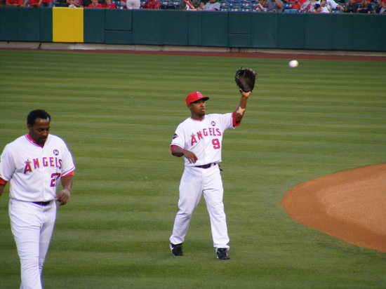 figgins guerrero warming up.JPG