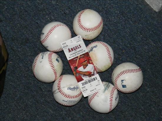 seven baseballs 4.26.JPG