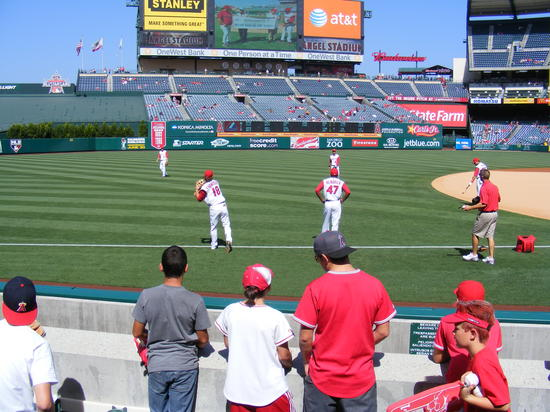 6.16 angels warming up.JPG
