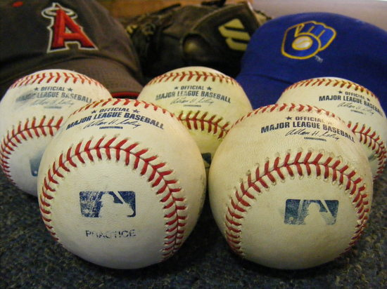 6.16 five baseballs.JPG