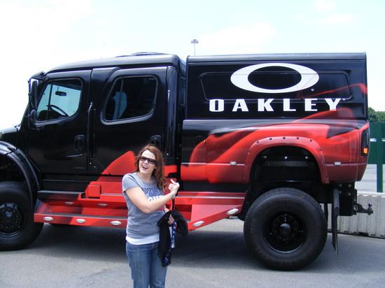 michelle oakley truck.JPG
