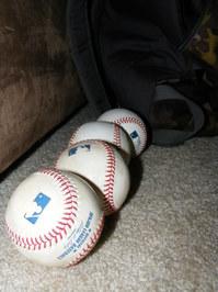 4 baseballs 3.27.JPG